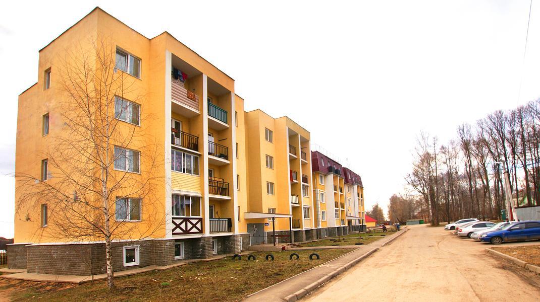 Московская область, Волоколамский район, Волоколамск, Тихая улица, 5 к. 1