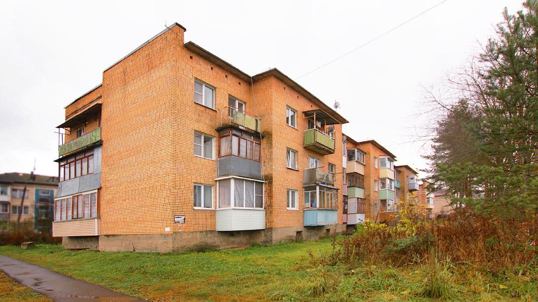 Московская область, Волоколамский район, Волоколамск, Щекино улица, 45