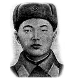 Герой Советского Союза Дуйшонкулу Шопокову