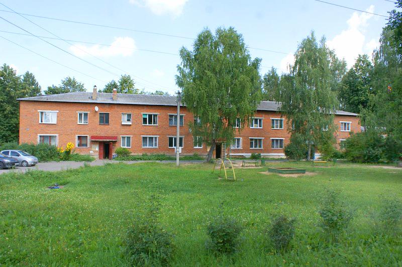Серия многоквартирных домов 447-1-С в городе Волоколамск