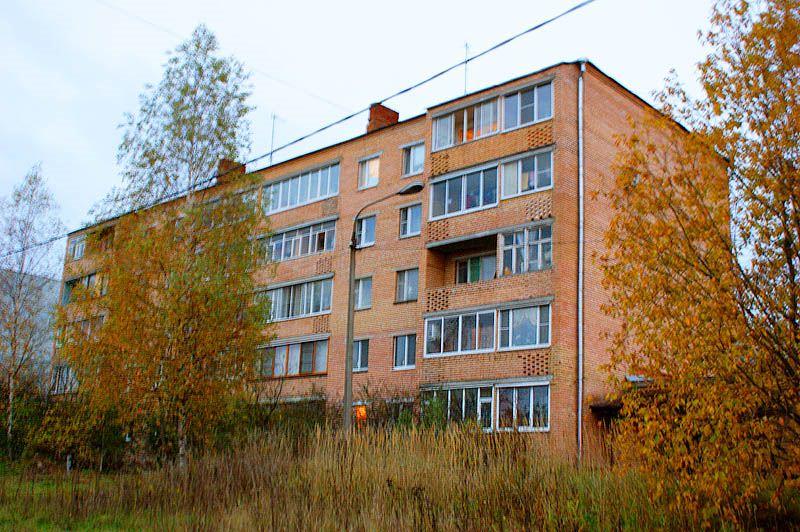 Многоквартирный дом в Волоколамске серии 85