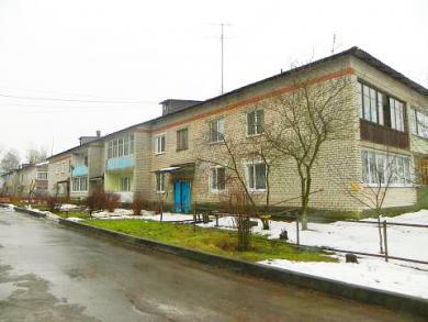 Дома серии 114 в городе Волоколамск Московской области