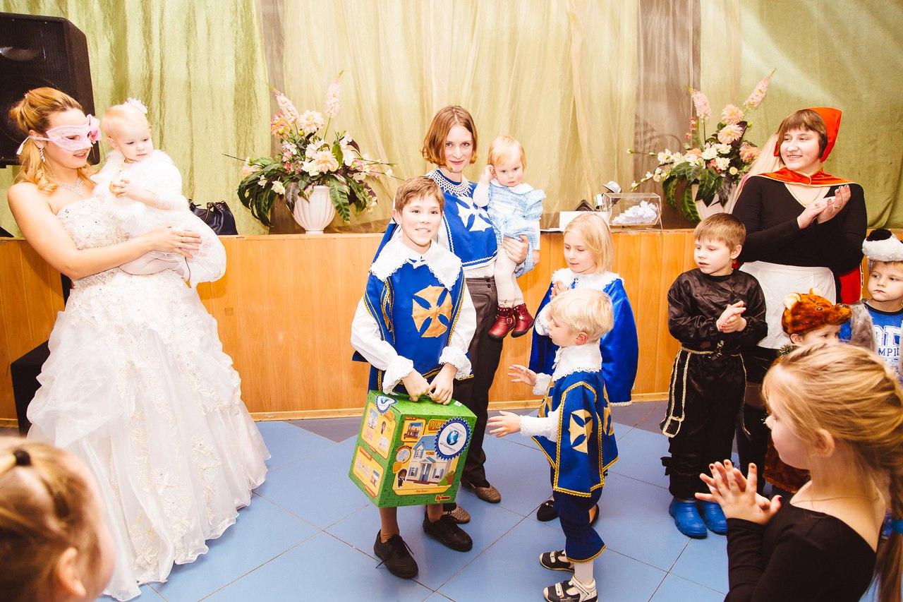 Победитель конкурса на лучший семейный костюм от агентства МИР НЕДВИЖИМОСТИ
