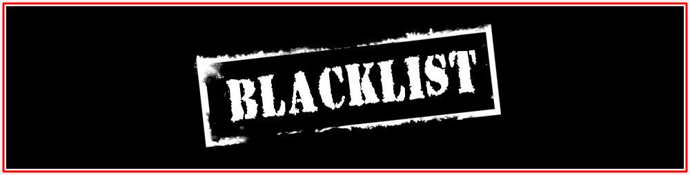 черные списки граждан