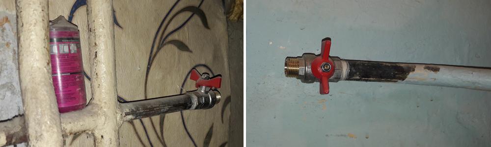 Ремонт системы отопления в Волоколамске и монтаж кранов отопления в квартире