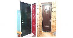 """Изображение к статье """"Установка металлической двери в квартире Волоколамске"""""""