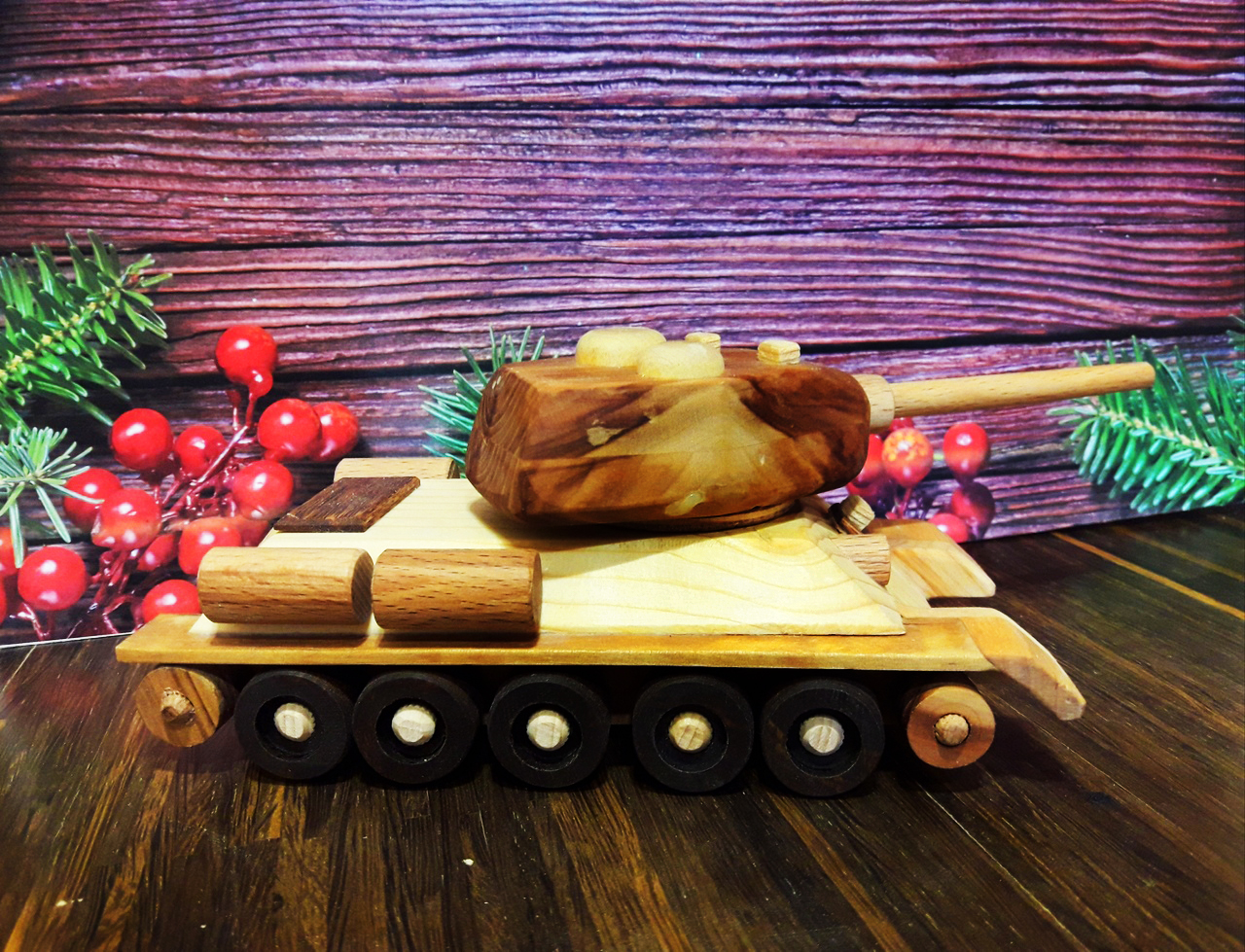 Детская игрушка - Танк Т-34