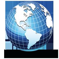 Логотип агентства МИР НЕДВИЖИМОСТИ